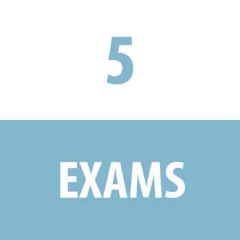 Five Exams with CAPM Test Questions