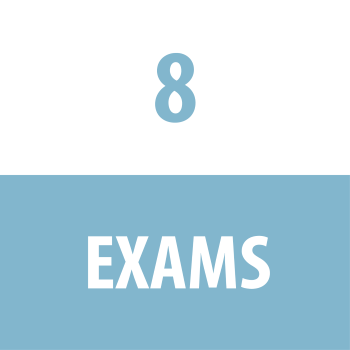 Eight Complete Exams