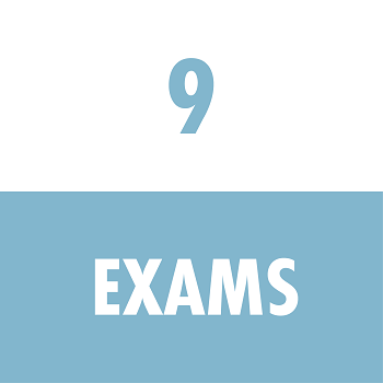 Nine Complete Exams